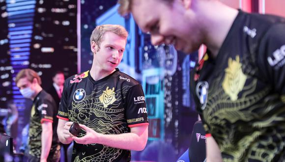 League of Legends: G2 Esports vs. Gen.G, último partido de cuartos de final de Worlds 2020. (Foto: Riot Games)