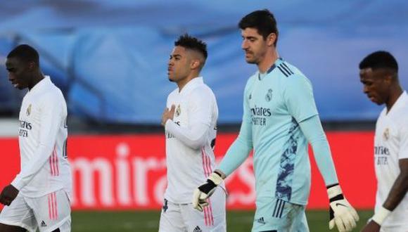 Mariano Díaz aún no debuta con el Real Madrid en la presente temporada. (Foto: Getty)
