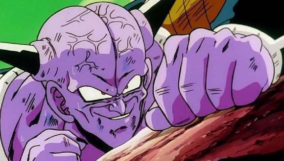 Dragon Ball: así fue la última escena de Ginyu contra Vegeta vista en primera persona