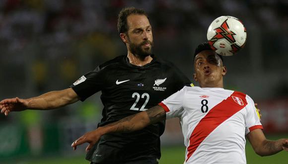 Perú al Mundial Rusia 2018: defensa de Nueva Zelanda quedó impresionado con hinchas de la bicolor. (USI)