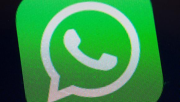 WhatsApp, la app de mensajería instantánea presenta nuevas formas de ser más amigable con los millones de usuarios que tiene. (Foto: AFP)