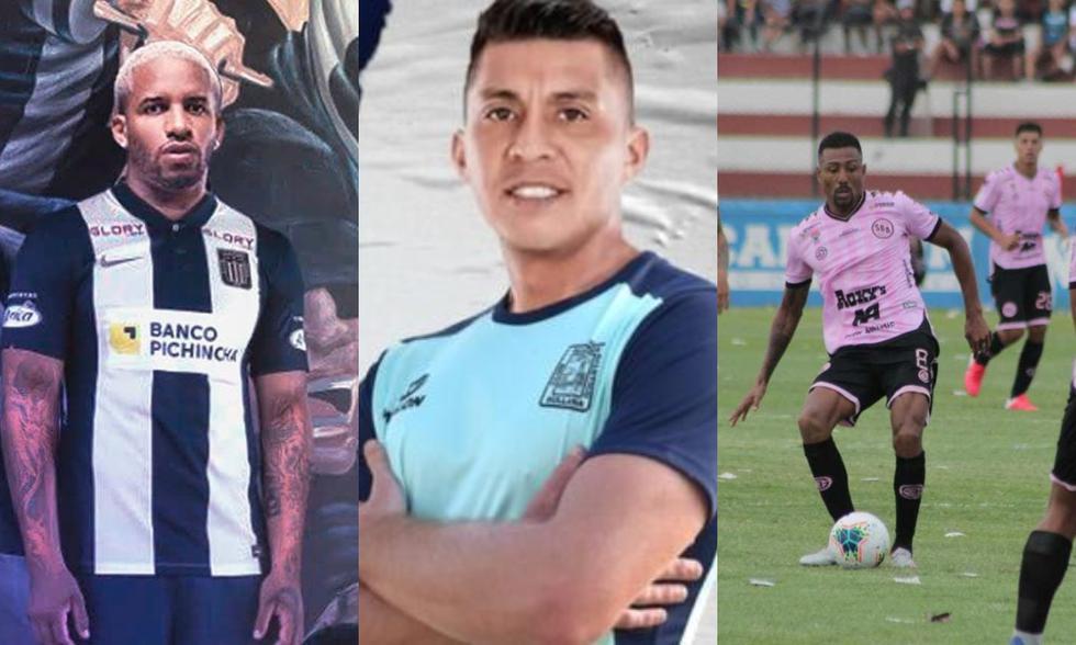 La generación 84 tendrá representantes en la Liga 1. (Fotos: Alianza Lima /Agencias)