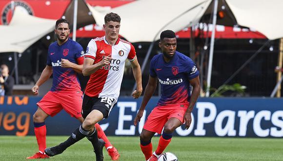 Los 'colchoneros' debutan en LaLiga el otro domingo frente al Celta. (Foto: Atlético de Madrid)