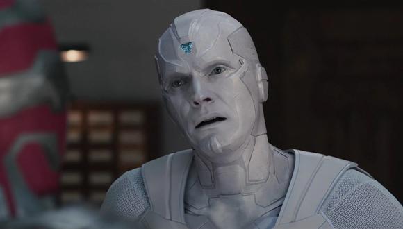 Marvel: White Vision aparecería en Armor Wars según esta teoría (Foto: Disney Plus)