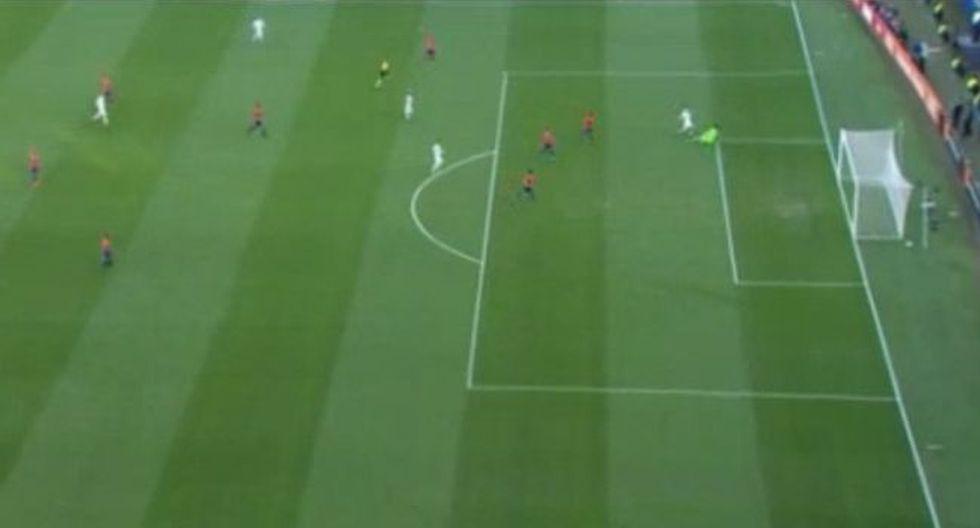 Paulo Dybala anotó el 2-0 de Argentina en Sao Paulo por el tercer lugar de la Copa América
