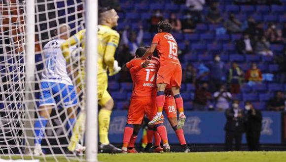 Cruz Azul empató 1-1 con Puebla en el duelo por la fecha 10 del Torneo Apertura 2021 de la Liga MX. (Foto: Cruz Azul)
