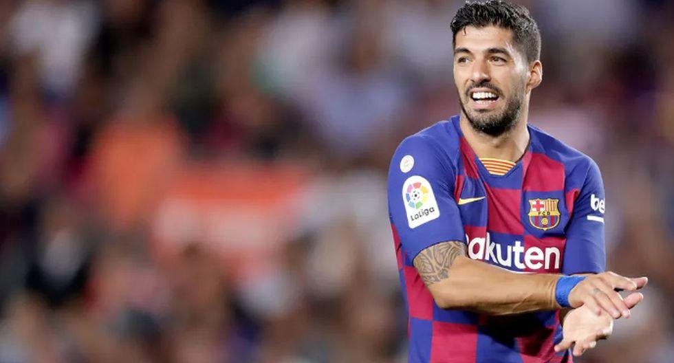 Luis Suárez. (Getty Images)