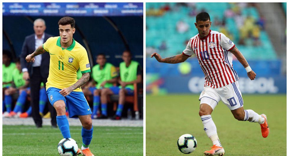 Brasil vs. Paraguay: ¿qué dicen las casas de apuestas sobre el partido por Copa América 2019?