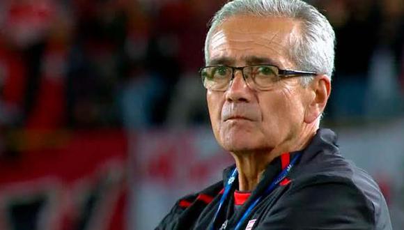 Gregorio Pérez dejó de ser técnico de Universitario. (GEC)