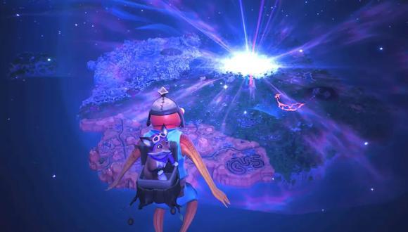 Fortnite destruyó el mapa principal (Epic)