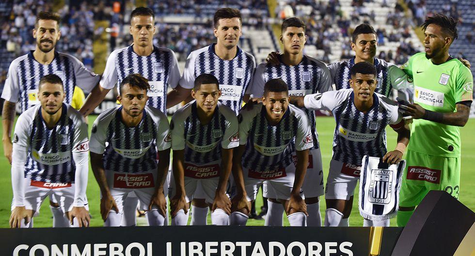 Alianza Lima jugará por tercer año consecutivo la fase de grupos de la Copa Libertadores. (Foto: AFP)