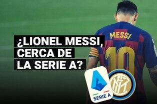 En Italia insisten con la posible llegada de Leo Messi al Inter por influencia de su padre