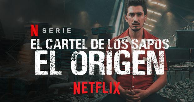 El Cartel de los Sapos: el origen es una serie web de drama criminal producida por Asier Aguilar para Caracol Televisión. Está basada en el libro El Cartel de los Sapos de Andrés López López (Foto: Netflix)