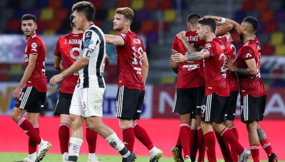 River Plate derrotó por 5-0 a Central Córdoba por la Jornada 10 de la Copa de la Liga Profesional Argentina 2021. (Foto: Twitter)
