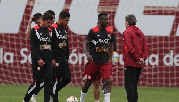 Perú choca contra Uruguay por la Copa América, este sábado.(Foto: GEC)