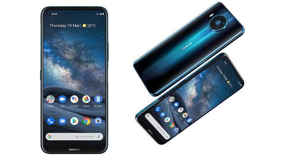 Nokia lanza hasta 4 celulares nuevos durante la cuarentena. Conoce las características y precio de todos ellos. (Foto: HMD Global)