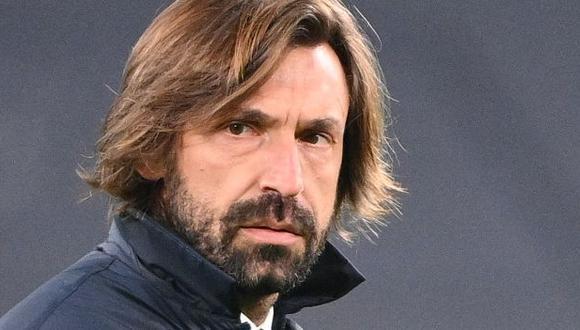 Andrea Pirlo es entrenador de Juventus desde agosto del 2020. (Foto: AFP)