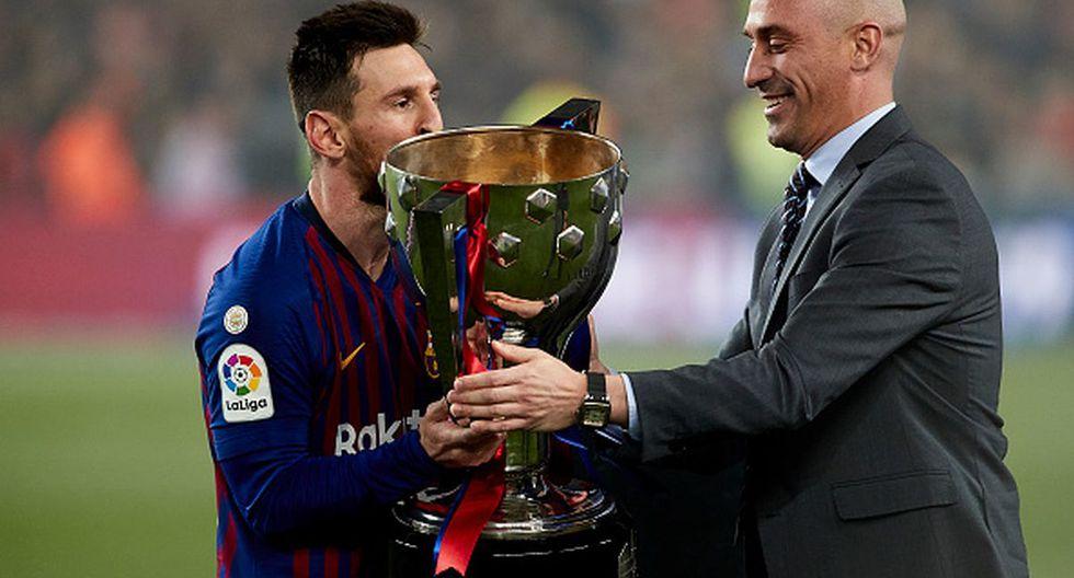 Barcelona es el vigente campeón de LaLiga Santander. (Getty)