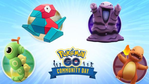 Pokémon GO: Niantic permitirá a los jugadores elegir el siguiente Día de la Comunidad. (Foto: Niantic)
