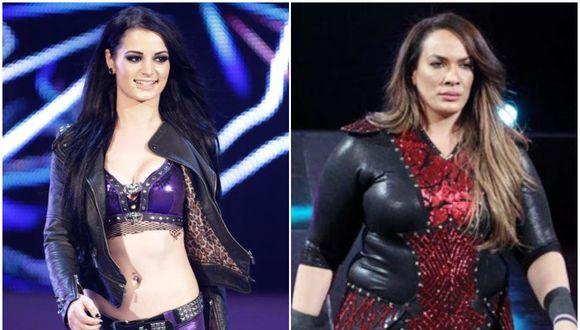 El DDT reforzado o Cradle DDT era una técnica de Paige. Ahora la utilizará Nia Jax. (Foto: WWE)