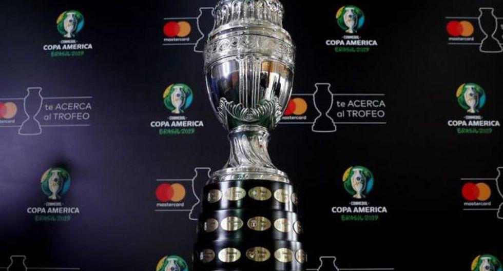 Guía de canales y horarios Sorteo Copa América 2020: hoy la ceremonia Streaming Facebook Movistar en Colombia. (Foto: Depor)