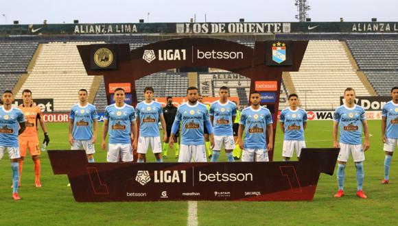 Sporting Cristal busca trepar en la tabla de la Fase 2 (Foto: Liga 1)
