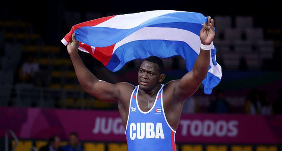 Tokio 2020: cubano Mijaín López se retirará de la lucha tras los Juegos Olímpicos. (Getty Images)