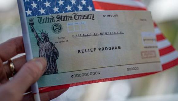Tercer cheque de estímulo: ¿dónde y cómo cobrar el pago este fin de semana? (Foto: MARCA USA)