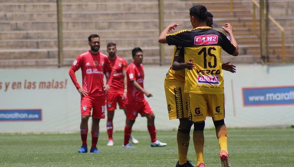 Quintero y Celi marcaron para el triunfo de Cantolao (Foto: LIGA 1)