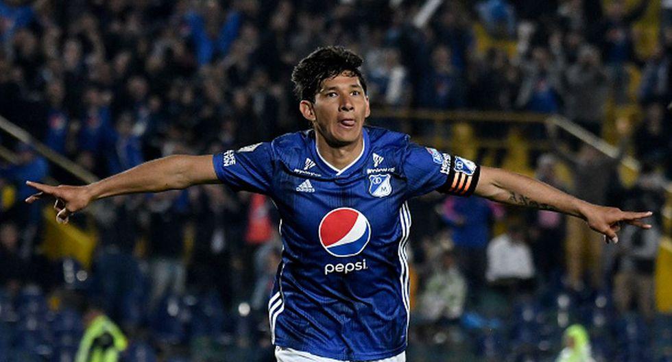 Roberto Ovelar jugó luego en Millonarios, Junior y hasta lo convocó su selección.