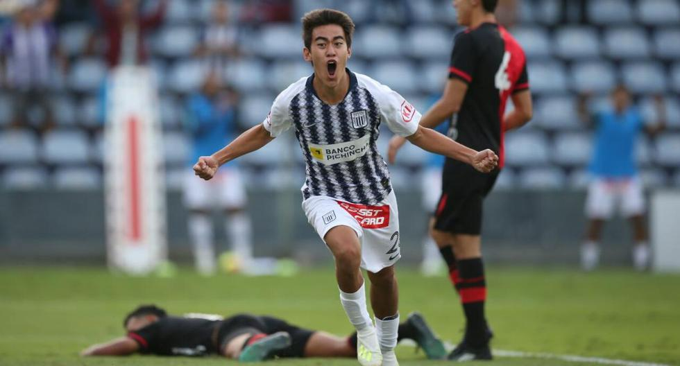 Conoce más de Mauricio Matzuda, el volante con el mejor debut en la Liga 1. (Foto: Fernando Sangama y Francisco Neyra / GEC)