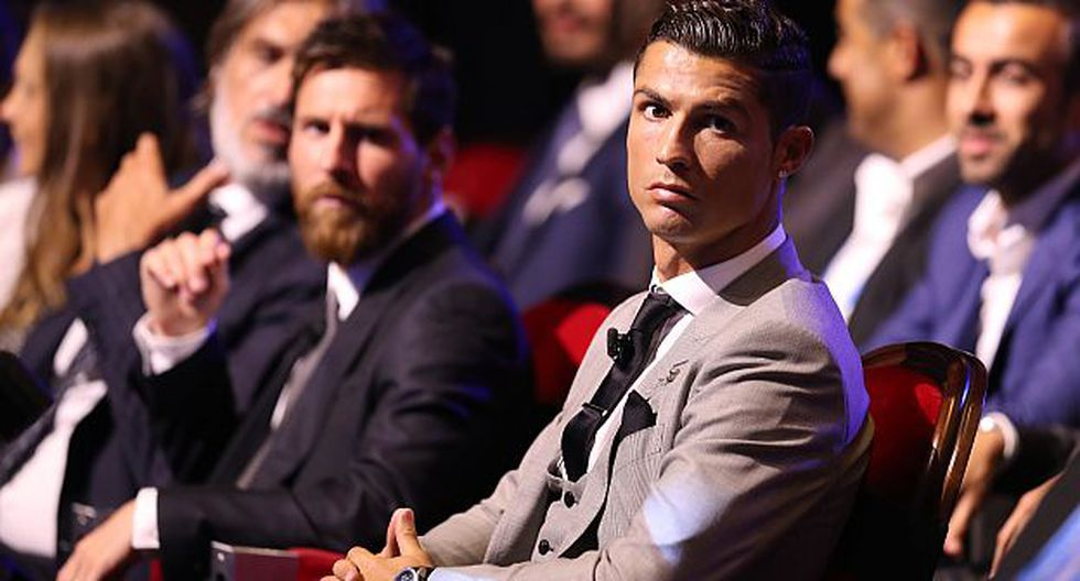 Pelé consideró a Cristiano Ronaldo como el mejor antes que a Lionel Messi. (Foto: AFP)