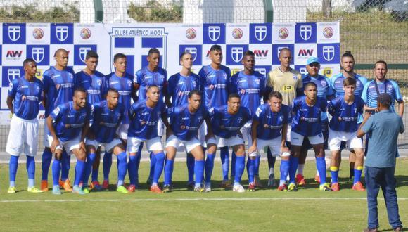 El Atlético Mogi forma parte del Campeonato Paulista del Brasil. (Foto: Facebook)