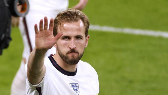 Harry Kane tiene contrato con el Tottenham hasta el 2024. (Foto: Reuters)