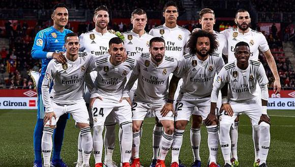 Real Madrid no ganó ningún título en la temporada pasada. (Foto: Getty Images)
