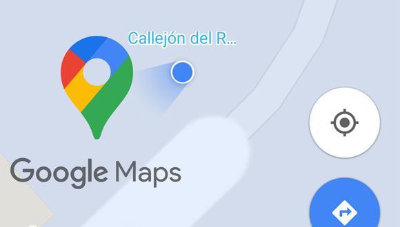 Si el punto azul de Google Maps se encuentra en un lugar diferente al tuyo, ten en cuenta que puedes solucionarlo de manera rápida. (Foto: Google)