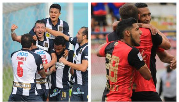Alianza Lima vs. Melgar se enfrentarán por la fecha 12 de la Fase 2