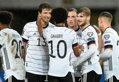 Tras golear a Macedonia del Norte: Alemania es el primer clasificado al Mundial de Qatar 2022 [VIDEO]