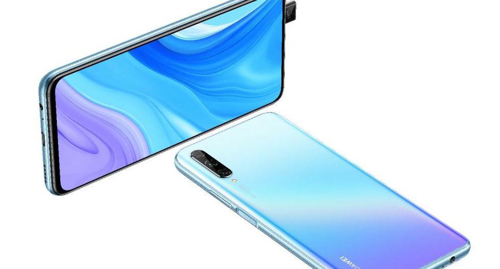 Huawei Y9s está disponible en Perú y estas son sus características técnicas (Difusión)