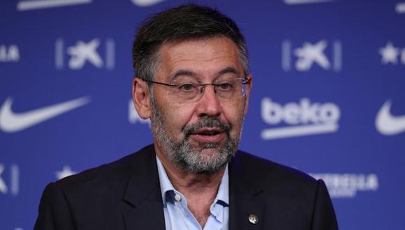 Registraron por segunda vez las oficinas del Camp Nou por el caso 'Barça Gate'. (Foto: AFP)