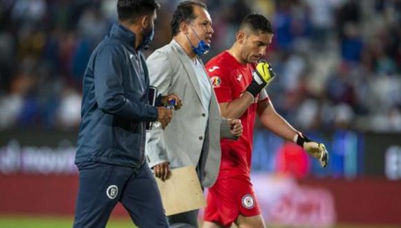 Jesús Corona fue parte del equipo titular de Juan Reynoso en la final ante Santos Laguna por el Clausura MX 2021. (Foto: MexSport)