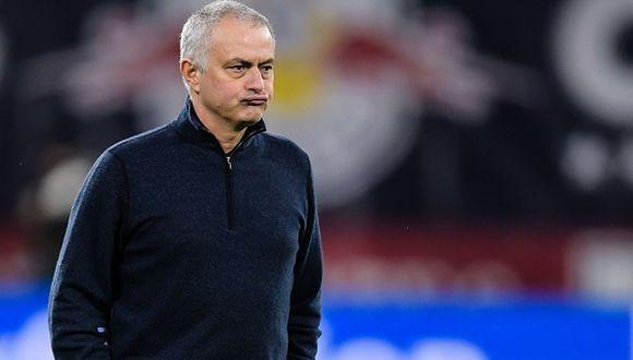 José Mourinho actualmente dirige al Tottenham Hotspur de la Premier League. (Foto: Getty Images)