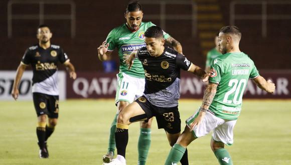Cusco FC venció a Audax Italiano en Arequipa. (Foto: Difusión)