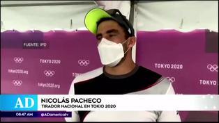 Tokio 2020: Nicolás Pacheco queda fuera de competencia tras polémica sanción