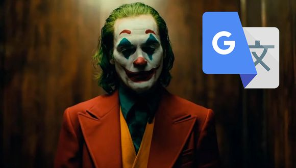 ¿Sabes qué es lo que significa Joaquin Phoenix para Google Translate? Traductor le juega una mala pasada al actor. (Foto: Google)