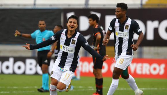Jairo Concha registra 560 minutos en la Liga 1. (Foto: @LigaFutProf)