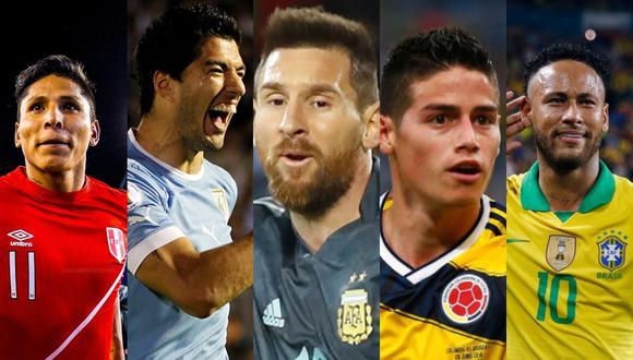 Las Eliminatorias sudamericanas inician este jueves con el duelo de Paraguay y Perú