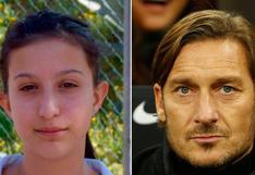 """""""No te rindas"""": voz de Totti despertó a jugadora que estuvo en coma 270 días"""