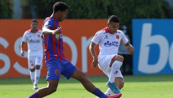 Atlético Grau y Alianza Universidad jugaron en la Videna (Foto: Liga 1)