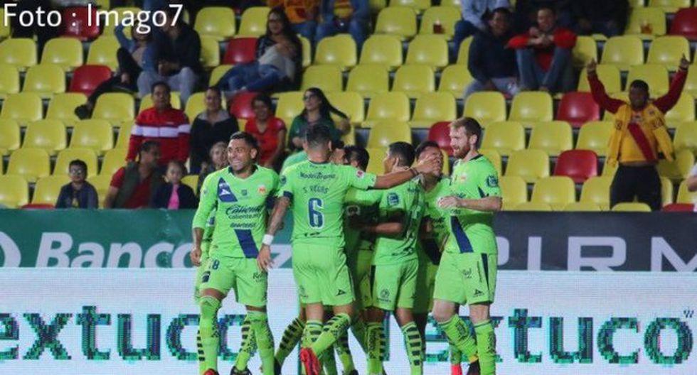 Morelia goleó 4-0 al Querétaro por jornada 10 del Clausura 2020 Liga MX. (Imago 7)